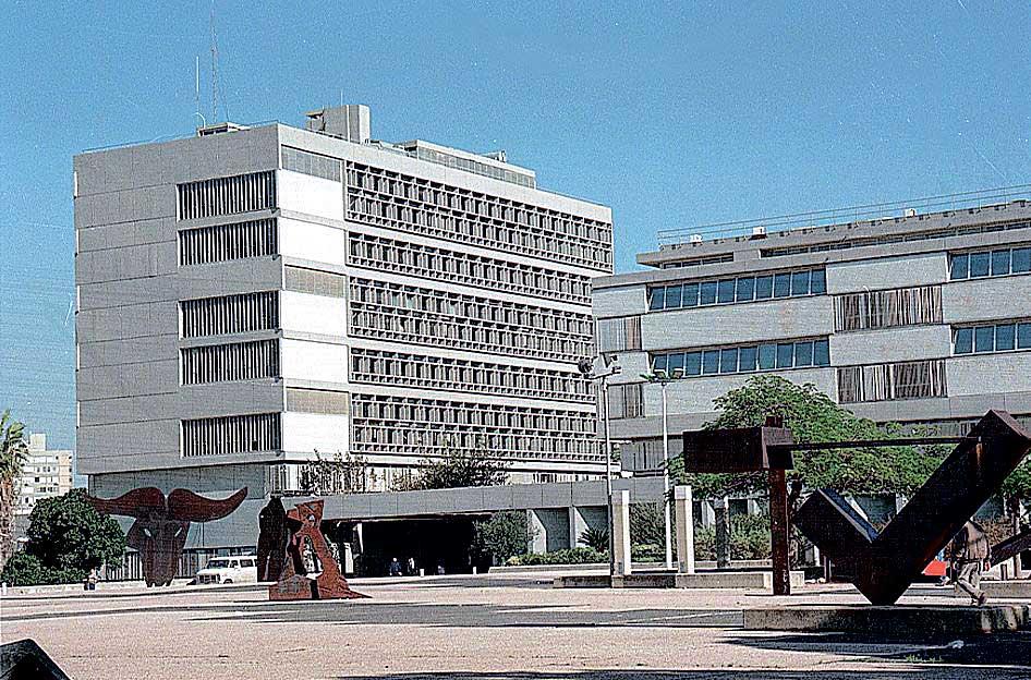 בית המשפט בתל אביב
