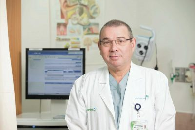 פרופסור בני נגריס. צילום רמי זרנגר