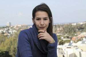 מאיה כץ. צילום: עזרא לוי