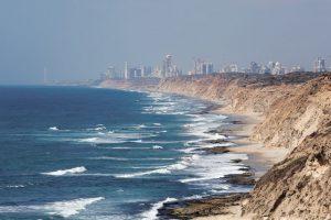 חוף נוף ים. צילום: עזרא לוי