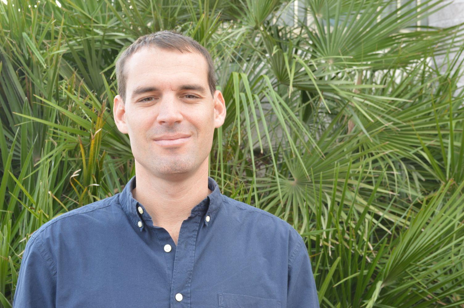 רון פולק מנהל תיכון דור. צילום: דוברות עיריית הרצליה