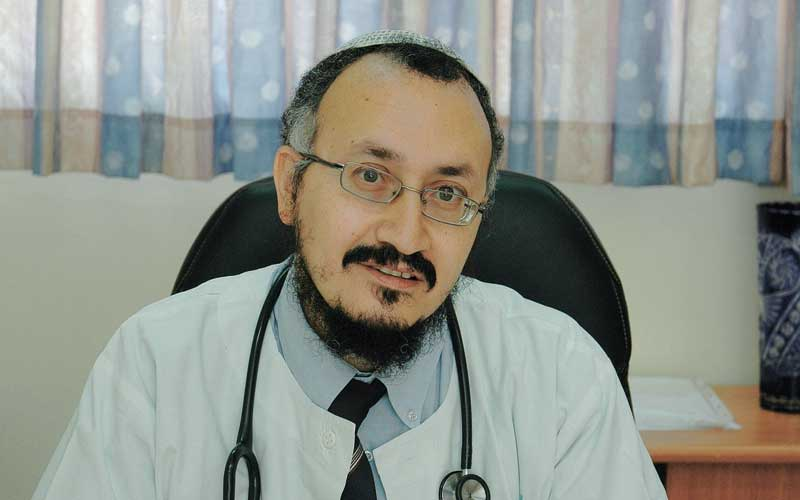פרופסור דוד שטרית. צילום באדיבות המרכז הרפואי מאיר