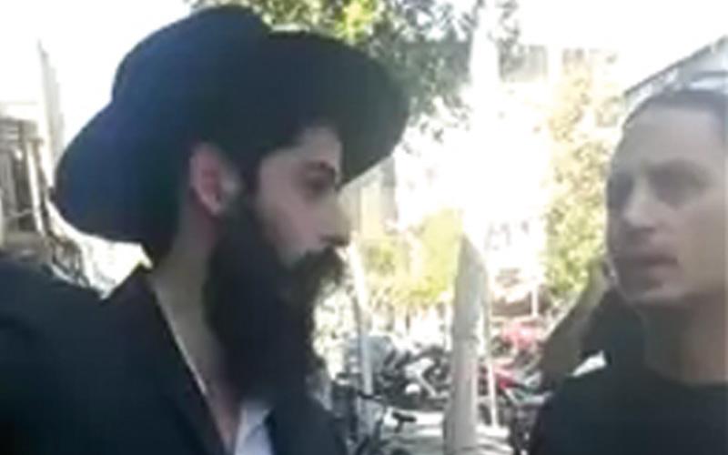 צילום מתוך סרטון הוידאו