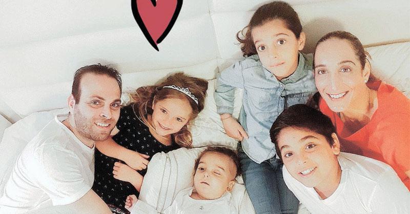 """משפחת אגמי עם ליאור ז""""ל"""