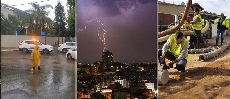 צילומים ועריכה: דוברות עיריית הרצליה
