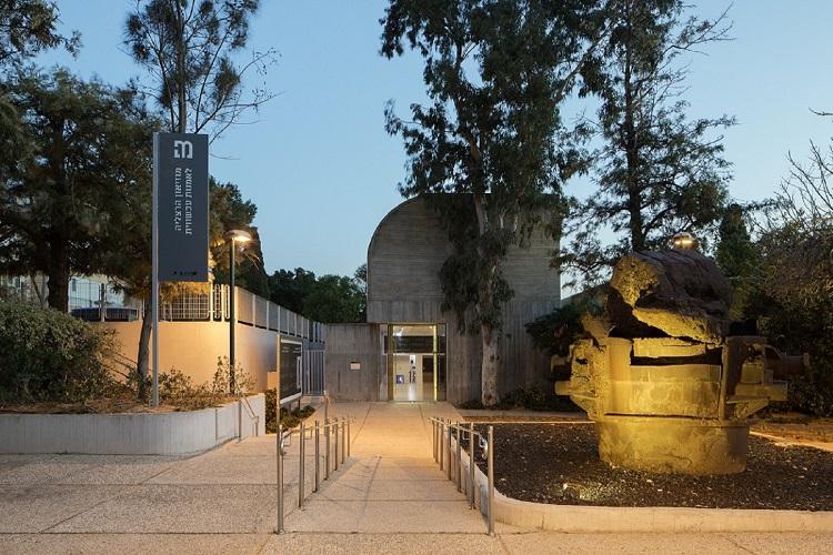 מוזיאון הרצליה לאמנות עכשווית. צילום: טל ניסים