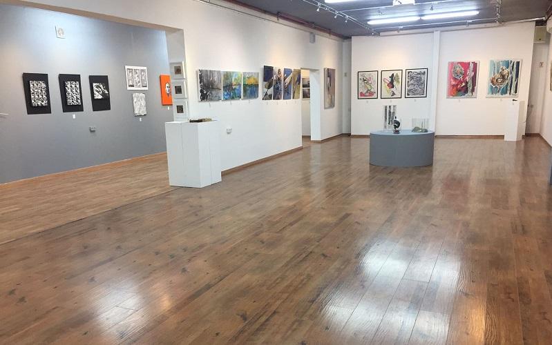 התערוכה החדשה בגלריה העירונית. צילום: עיריית הרצליה
