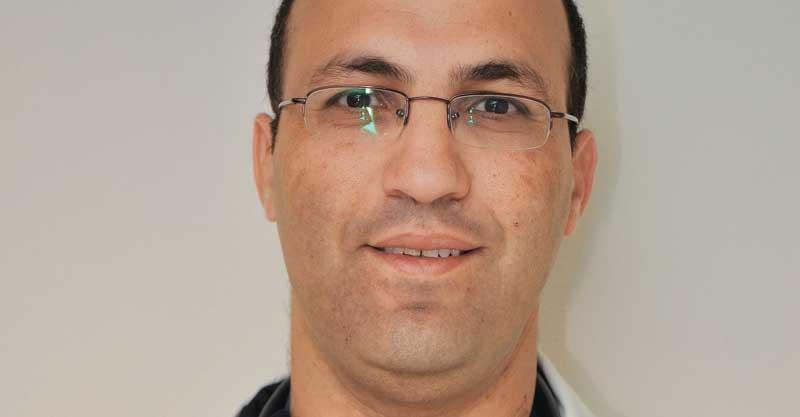 """ד""""ר דוד פרג. צילום באדיבות בית החולים מאיר"""