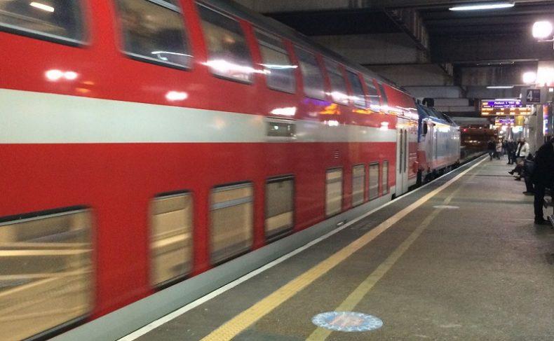 צילום רכבת ישראל