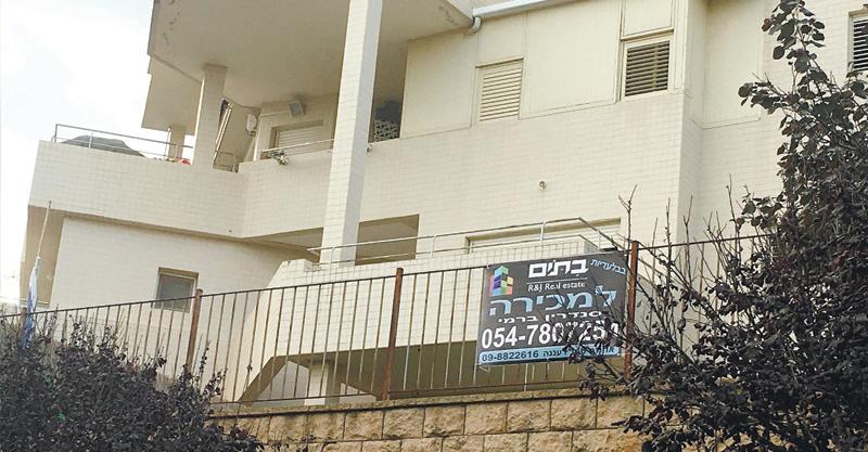 הצעת השבוע- דירת גן עם שלושה חדרים ב-2.39 מיליון שקל בשכונת 2005 ברעננה