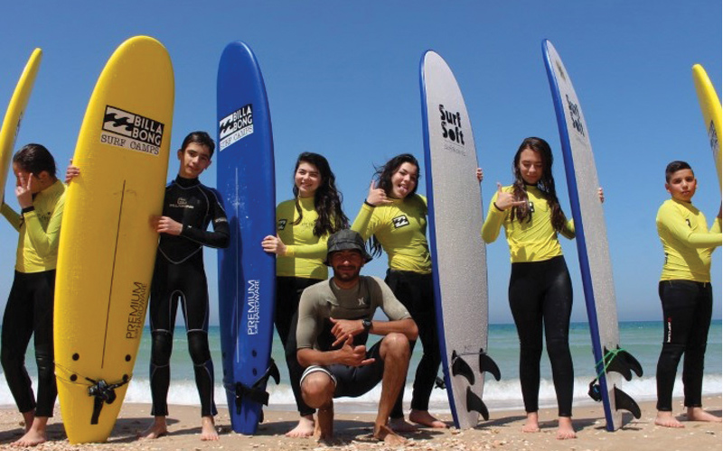 קייטנת Get Surf