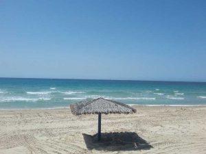 חוף סידני עלי, הרצליה. צילום שחר קהלני