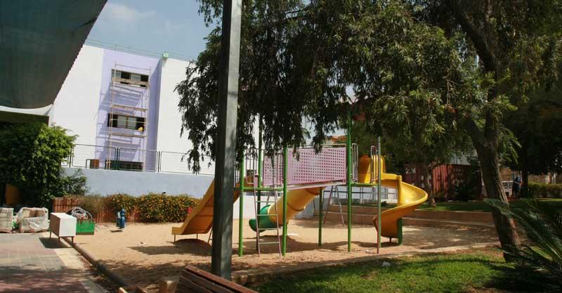 בית הספר יוחנני. צילום ניר קידר