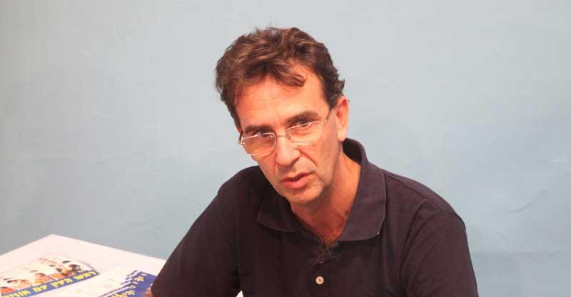 מייק סקה צילום מוטי קמחי