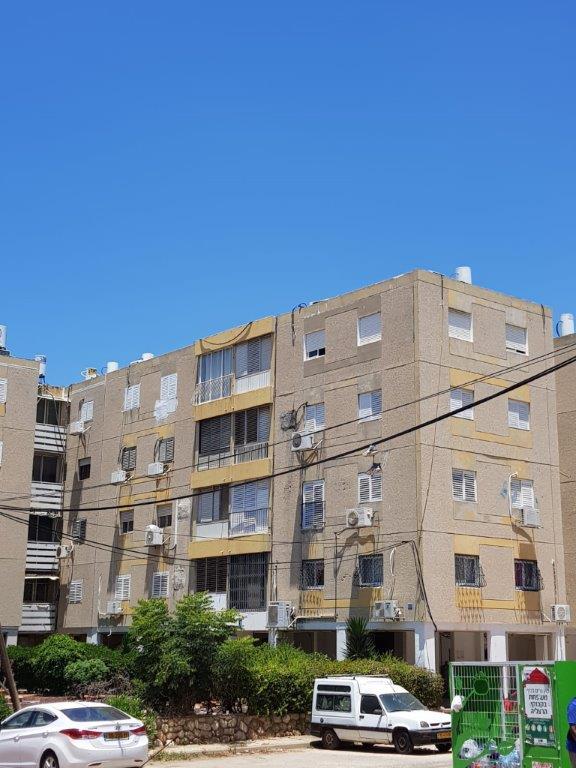 הבניינים המיועדים להריסה בעזרא הסופר