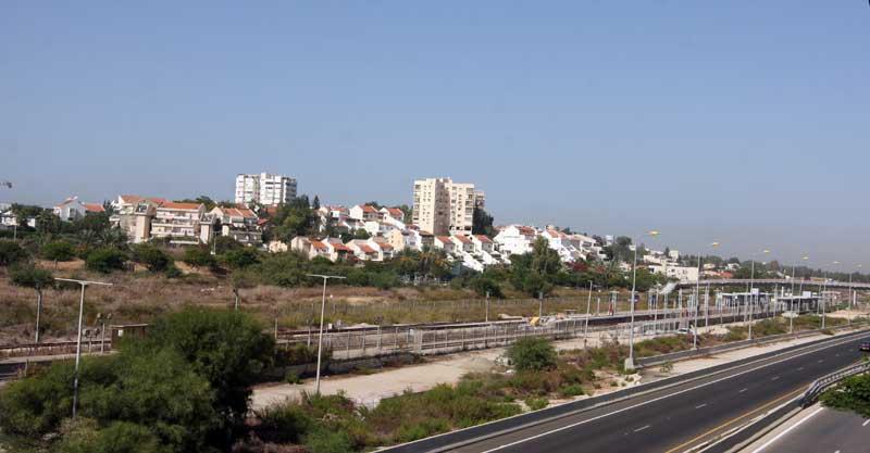 הרצליה ב' צילום עזרא לוי