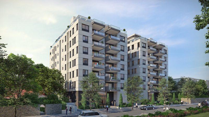 הדמיית הבניינים החדשים. באדיבות רינובו