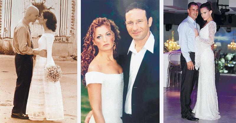 חתונה של כוכבים: שלושה סלבס מקומיים מספרים על היום הגדול בחייהם