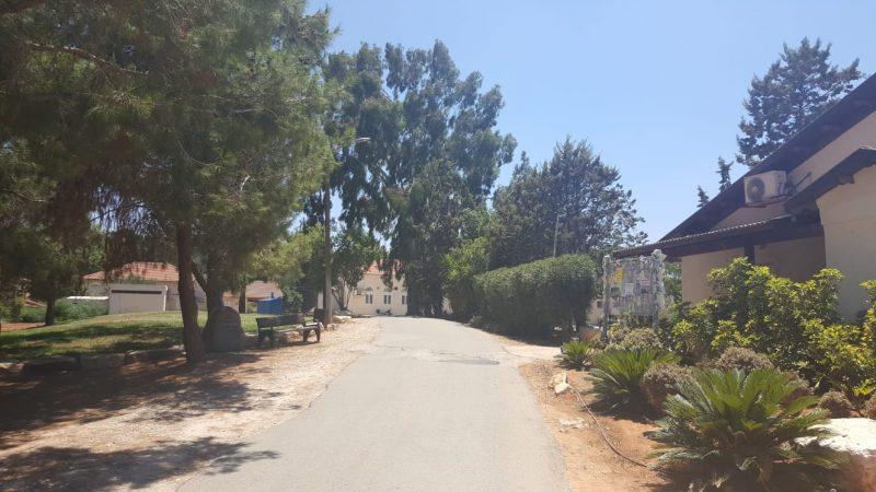 הכניסה למתחם בתי הכנסת