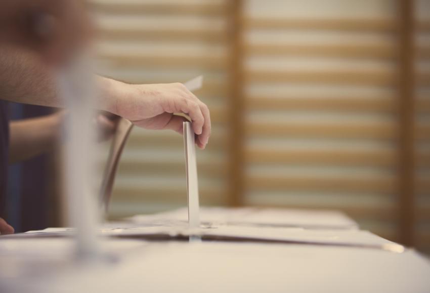 משאל בחירות 2018 בהרצליה