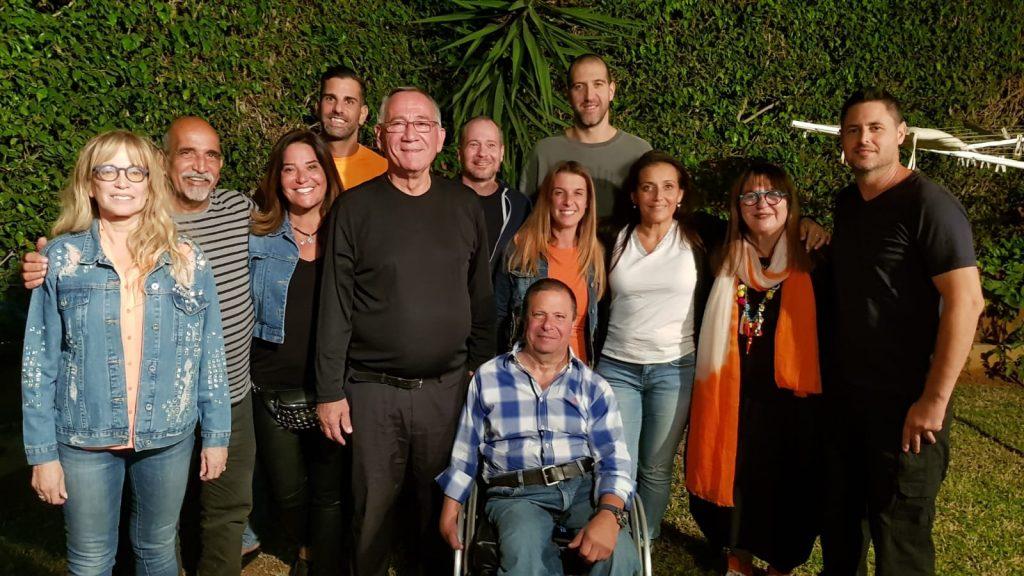 משה פדלון וחברי הרשימה