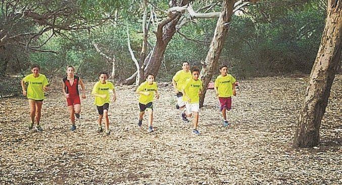 מרוץ הילדים בהרצליה בשנים קודמות. צילום באדיבות עיריית הרצליה