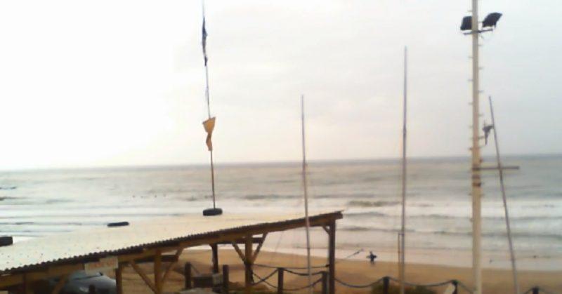 מצלמת החוף בשבט דקר