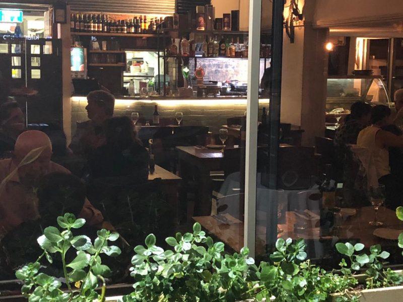 מסעדת לה ואקה לוקה