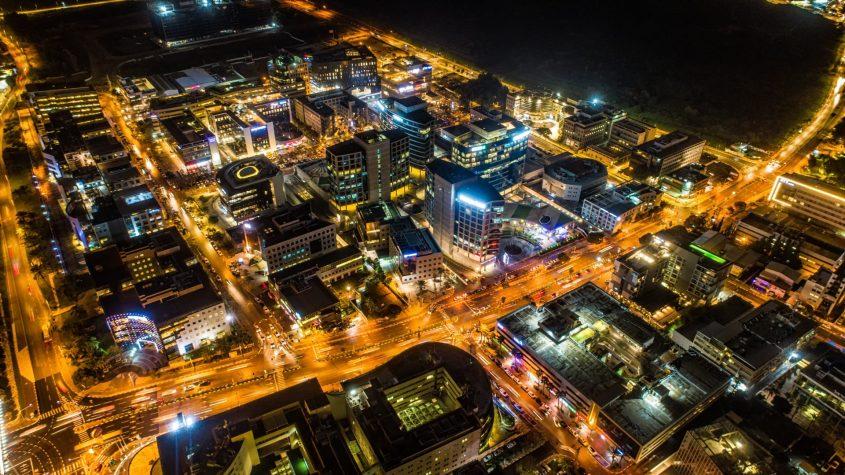 אזור התעשייה הרצליה פיתוח