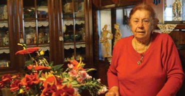 """לובה טאובלר, צילום: ד""""ר רבקה הלל לביאן"""