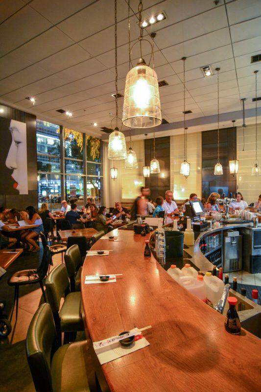 מסעדת ג'פניקה הרצליה