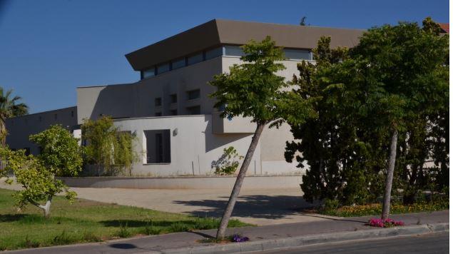 בית הקהילה הקונסרבטיבית בהרצליה. צילום באדיבות הקהילה
