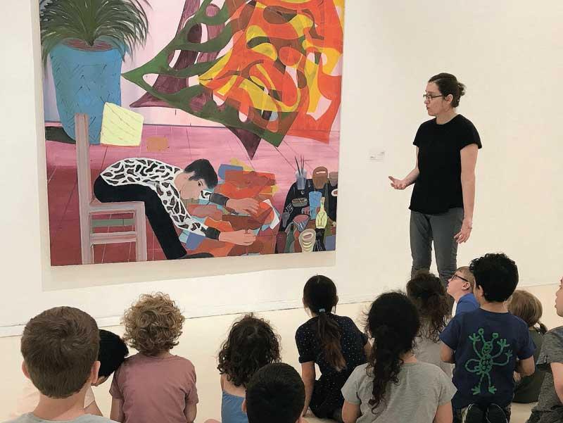 מוזיאון הרצליה לאומנות עכשווית. צילום מוזה