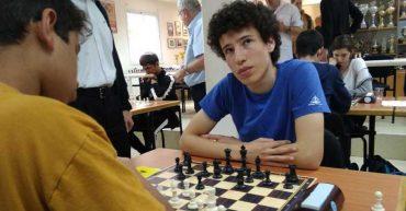 שחקן השחמט יהב עמנואל