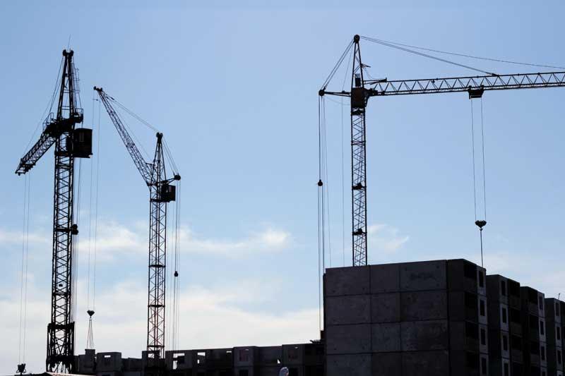 אתר בנייה. צילום אילוסטרציה