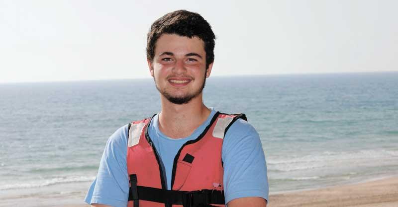 יובל סמוחה צופי ים הרצליה צילום עזרא לוי