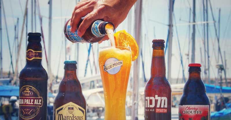 פסטיבל בירה במרינה - צילום בן דאלי