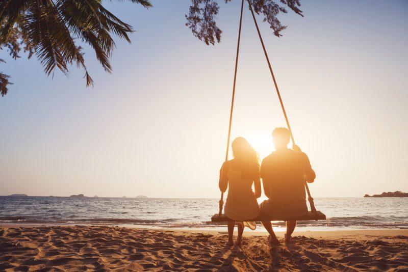 אימון זוגי במרכז הארץ. תמונה ממאגר Shutterstock