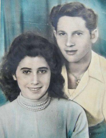 לובה ומשה טאובלר 1951