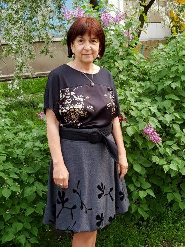 גננת גן תבור, אילנה שפירא