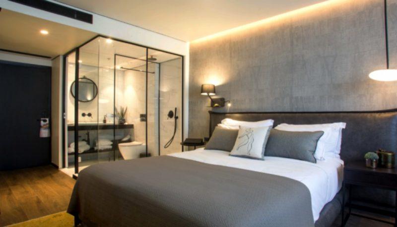 החדרים המשופצים במלון דניאל. צילום: רונן דבש