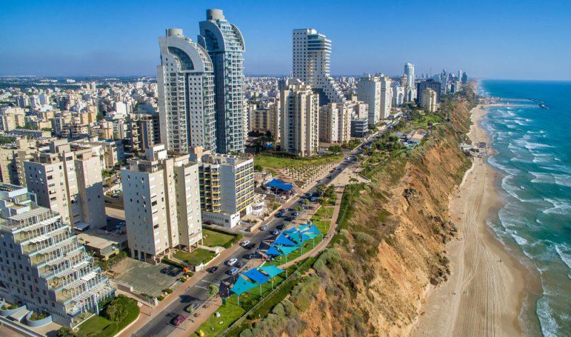 Netanya. Credit : ran eliyahu photografer, Shutterstock