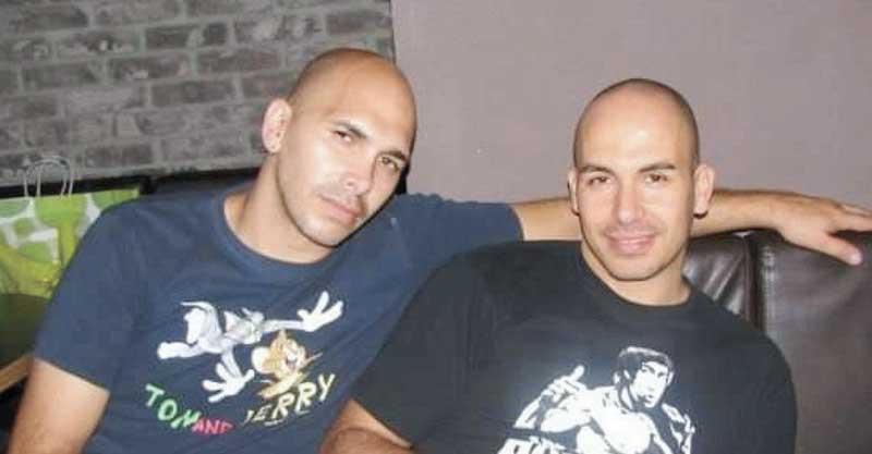 האחים יובל (משמאל) ודודו צאיג מהאינגה בר צילום משה אלבז