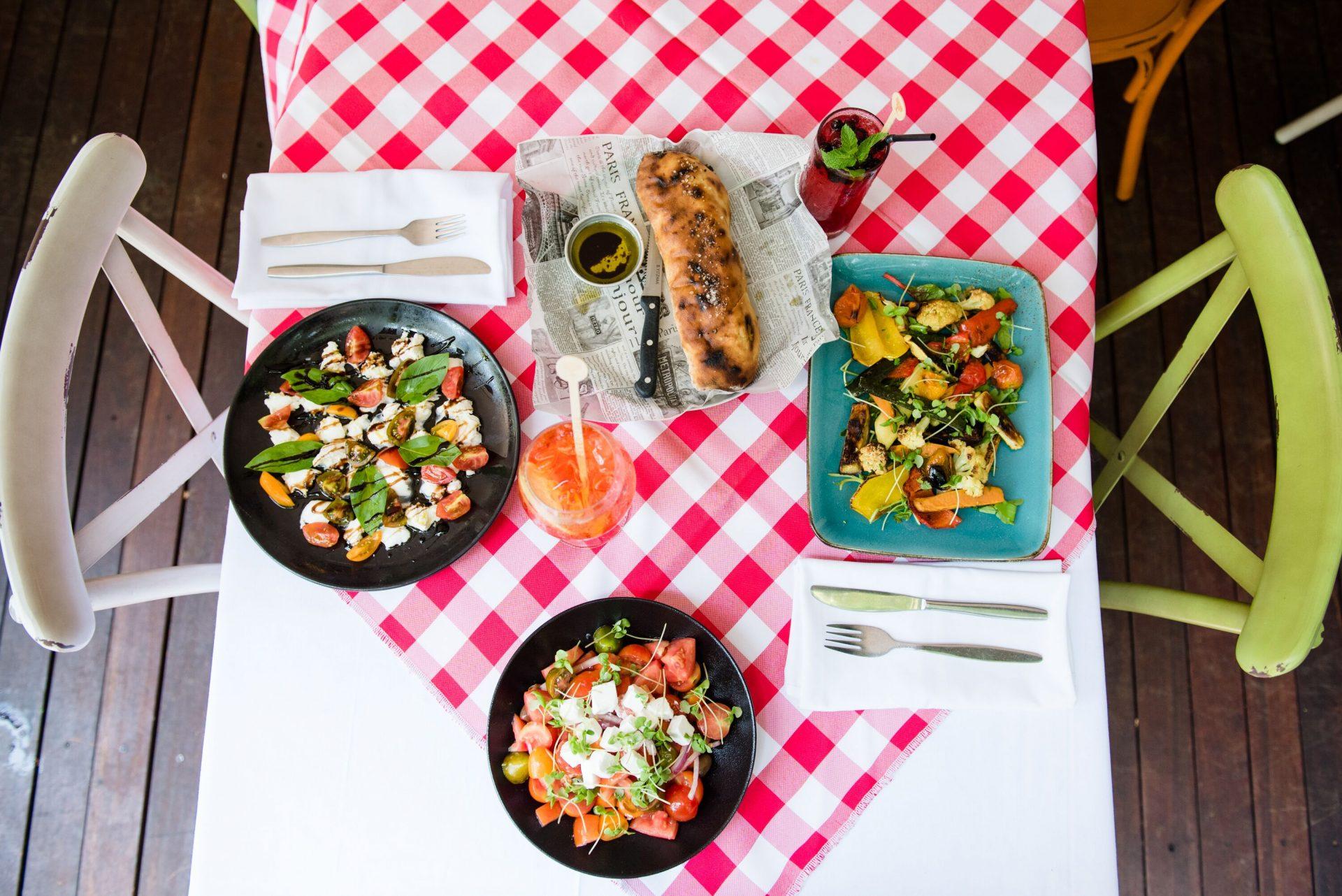 מסעדה איטלקית מומלצת - טאבולה. צילום: נתי חדד