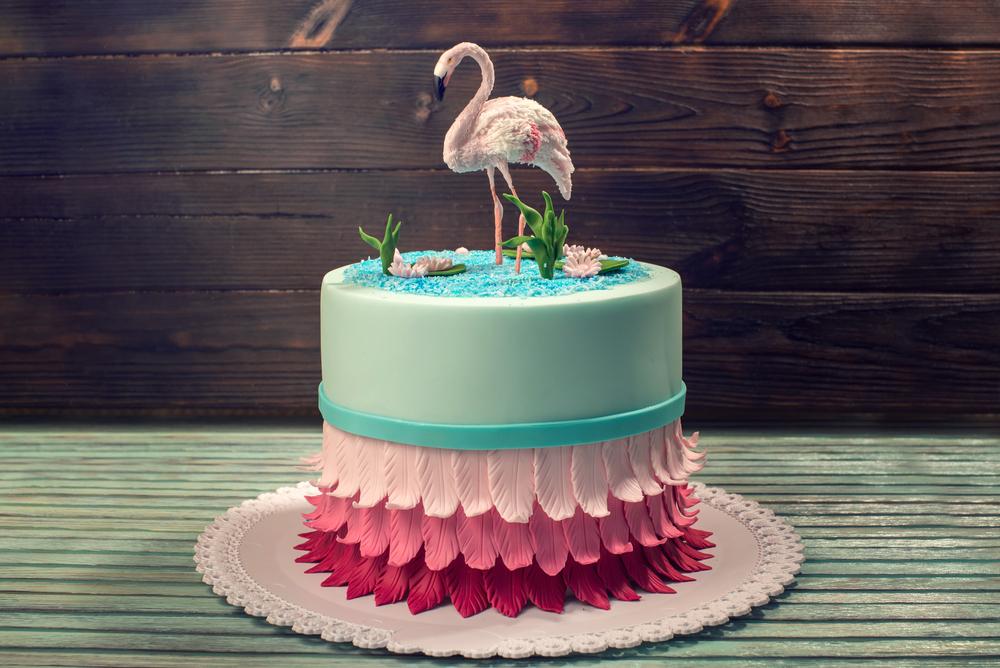 עיצוב עוגות. (Shutterstock) צילום: Artem Oleshko