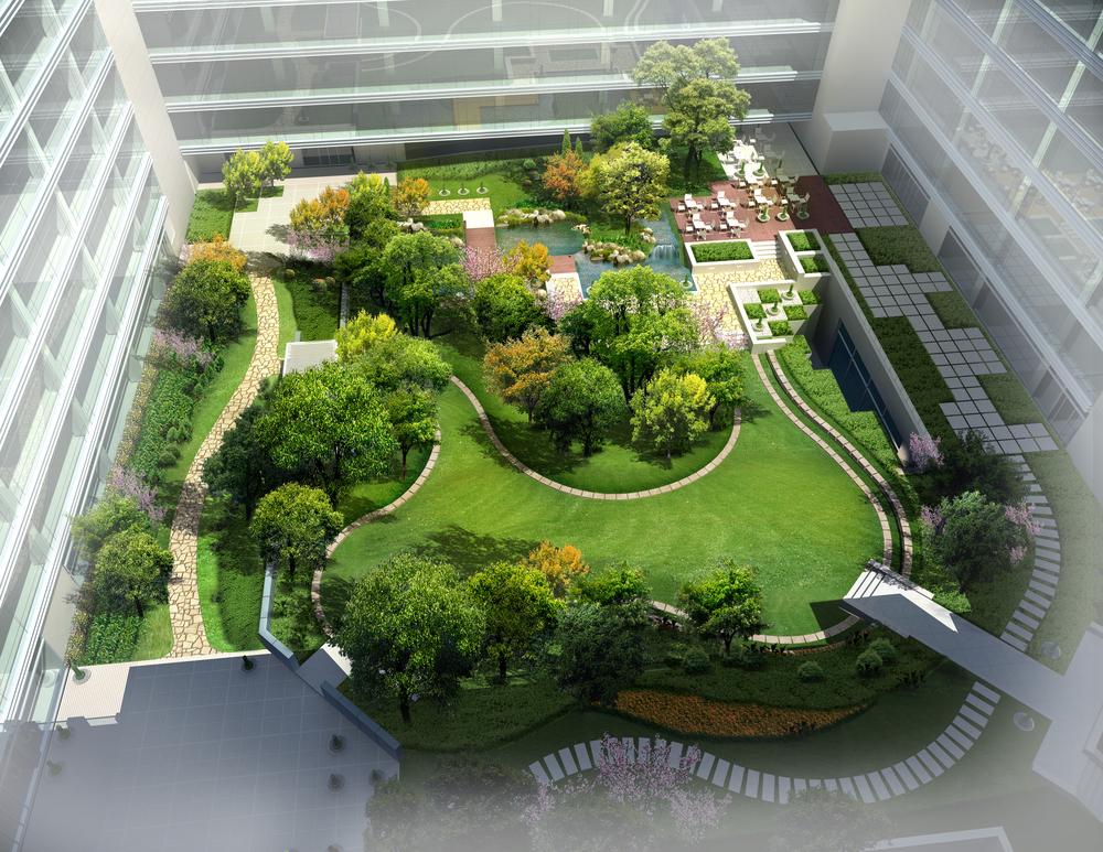 תכנון נוף (Shutterstock) צילום: han871111