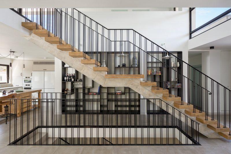 בית במרכז. אדריכלות ועיצוב כהן קריספין סיגל. צילום: שרון צרפתי