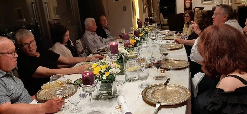 ערבי חגיגה בישול ואירוח אצל השפית ענת סופר. מושלם לאירועי בוטיק. צילום עצמי