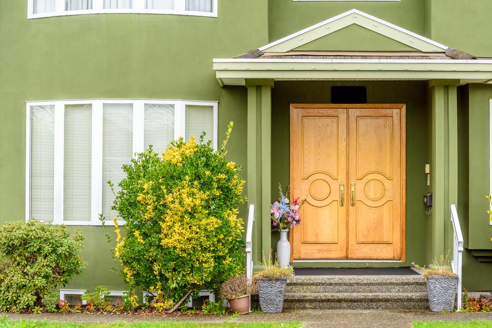 דלתות במרכז (Shutterstock) צילום: karamysh
