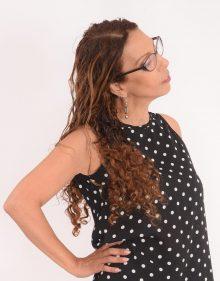 מעצבת האופנה טלי קאשי, צילום: אלן זר